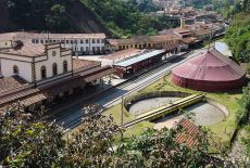 Location de voiture Brésil : La ville historique d'Ouro Preto