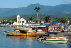 Voyage au Brésil: Parati et la Costa Verde