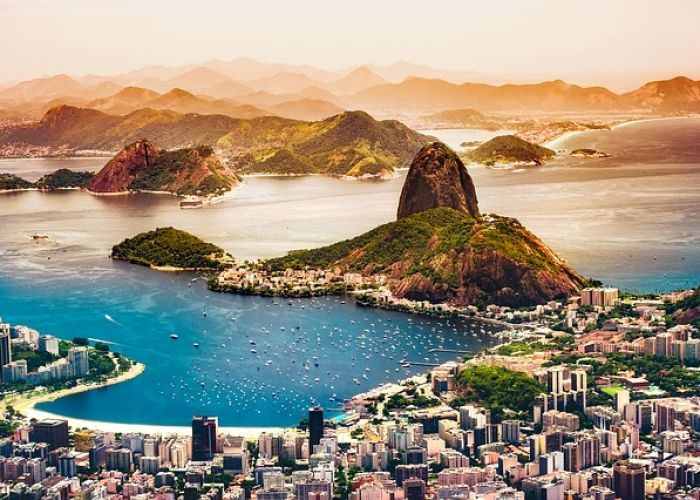 Circuit Brésil : Rio, cidade maravilhosa
