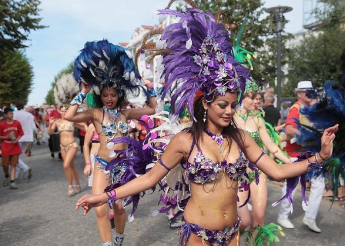 Voyage au Brésil: la samba