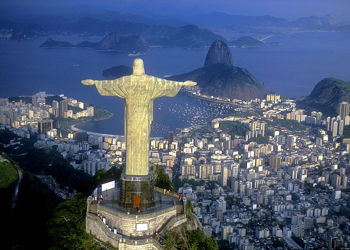 Circuit organisé Brésil