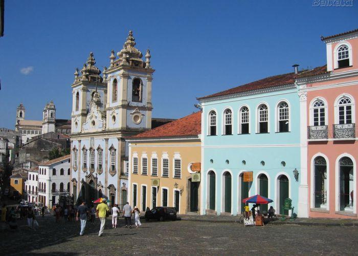 Circuit Brésil : Essentiels du Prélude en Aquarelle en onze jours