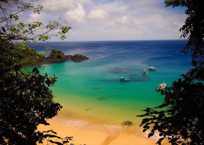 Organisateur de voyage Brésil : Extension balnéaire à Fernando de Noronha en six jours