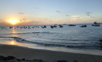 La côte Est Brésilienne en trente et un jours