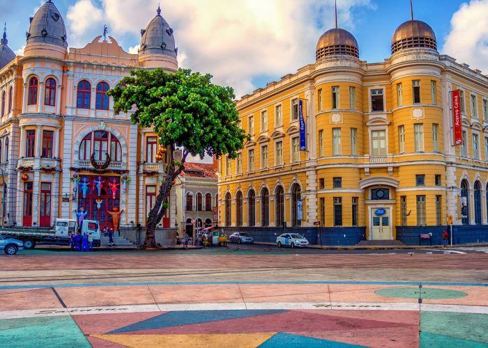 Location de voiture Brésil : Extension à Recife et Olinda en trois jours