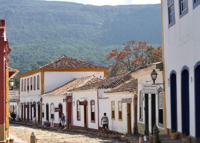 Location de voiture Brésil : Extension dans le Minas Gerais en cinq jours