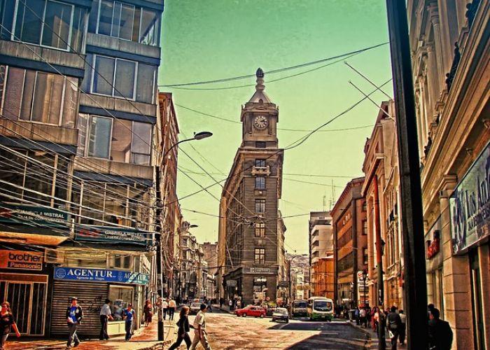 Voyagiste: Chili
