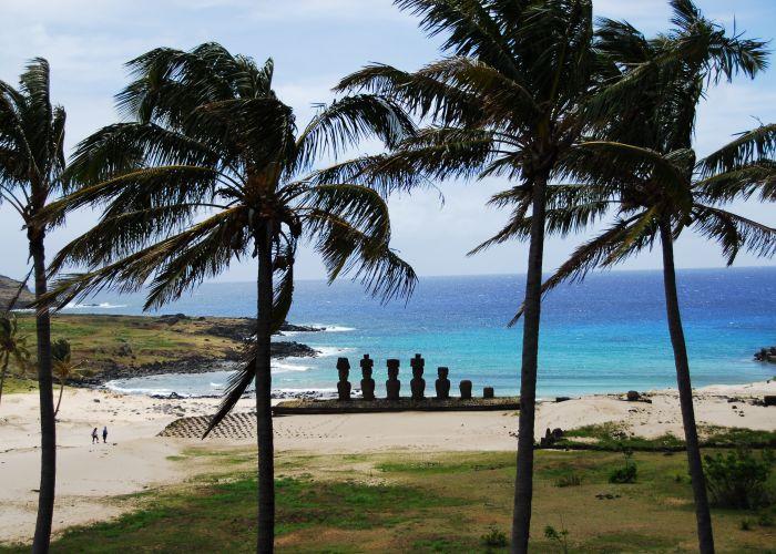 Extension à Rapa Nui (l'Île de Pâques) en cinq jours