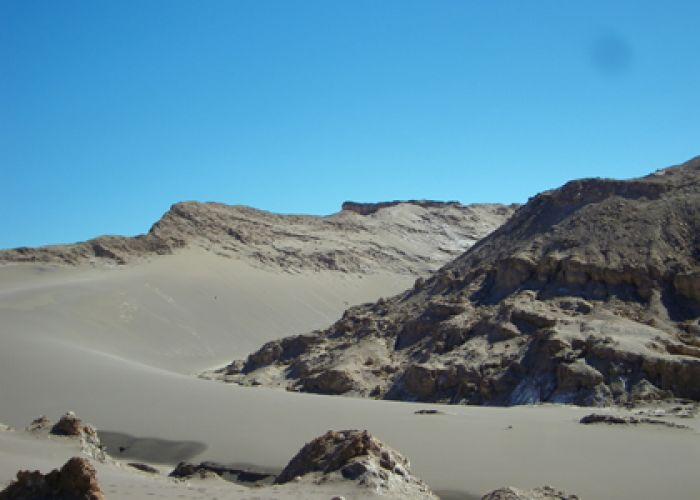 Extension de Calama à l'extrême Nord du Chili en sept jours