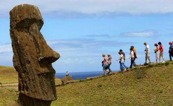 Voyage sur les îles chilienne de vingt jours