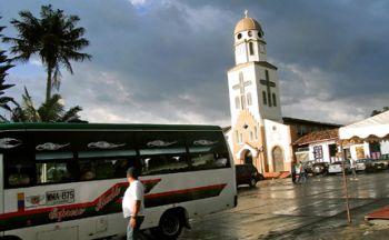 Extension : cité coloniale de Leyva en trois jours