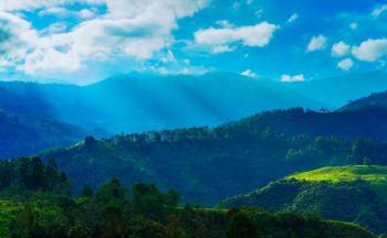 Extension trekking dans les Andes colombiennes en quatre jours