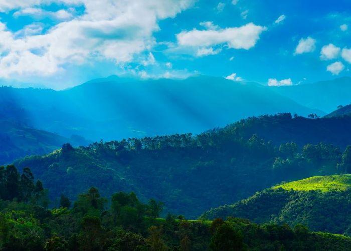 Trek Colombie : Extension trekking dans les Andes colombiennes en quatre jours