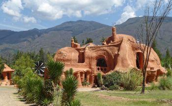 Extension cité coloniale à Villa de Leyva en trois jours