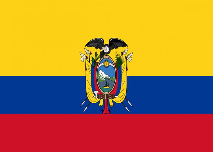 Vacances en Equateur, ce petit inconnu