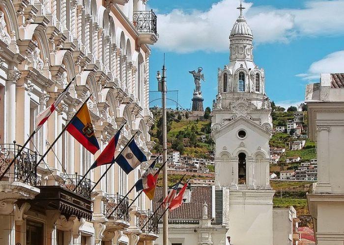 Séjour Équateur : Quito