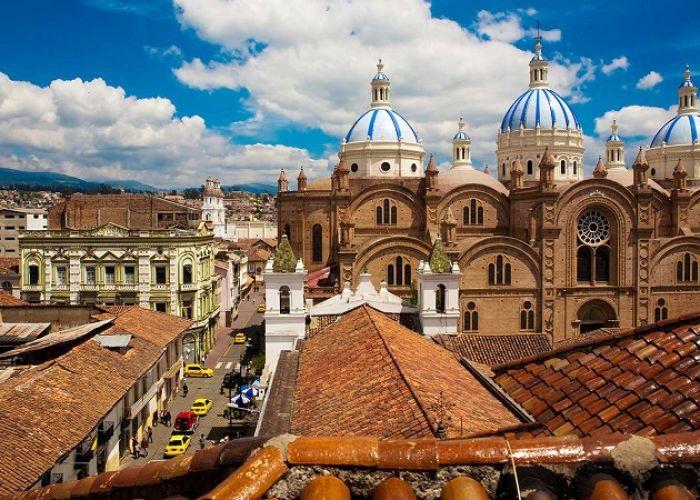 Voyage découverte de l'Equateur avec extension aux Galapagos en seize jours