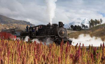 Voyage Equateur : L'Essentiel de l'Equateur au fil du train en huit jours