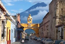 Voyage au Guatemala: Antigua