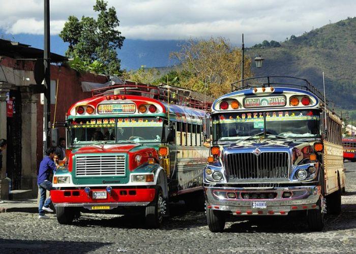 Séjour Guatemala : Antigua