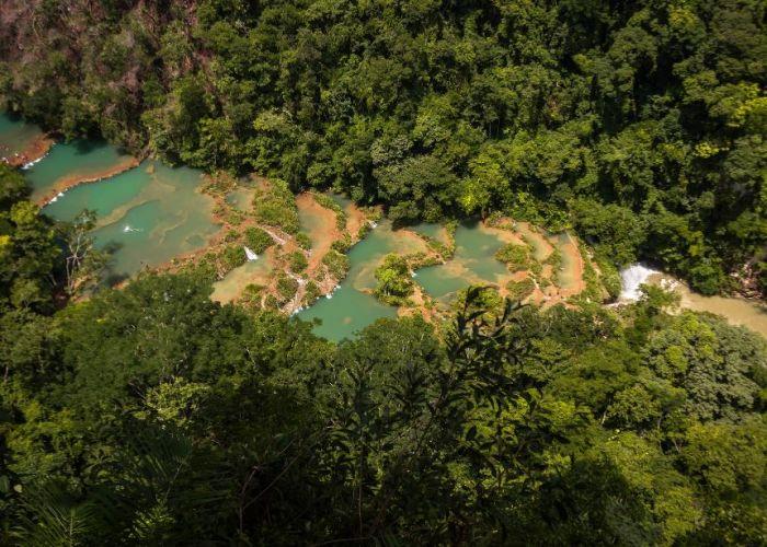 Voyage sur-mesure au Guatemala : les Verapaces en trois jours