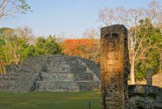 Voyage au Honduras et au Guatemala: la cité Maya de Copan