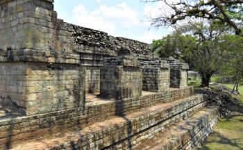 Extension à Copán (site archéologique Maya) en trois jours