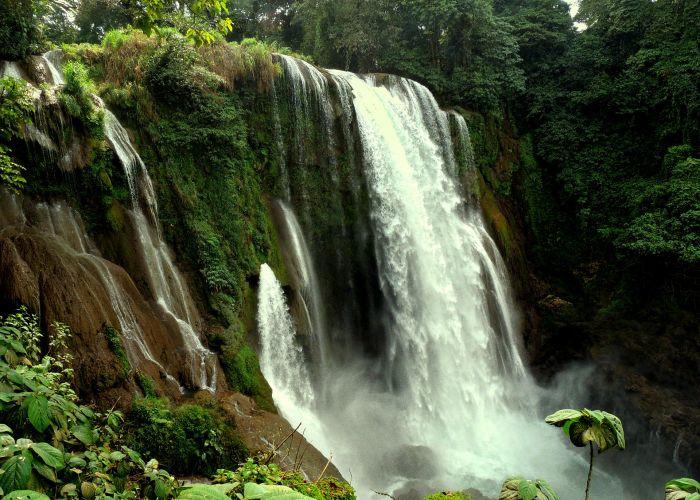 Extension au Parc National Cerro Azul Meambar en trois jours