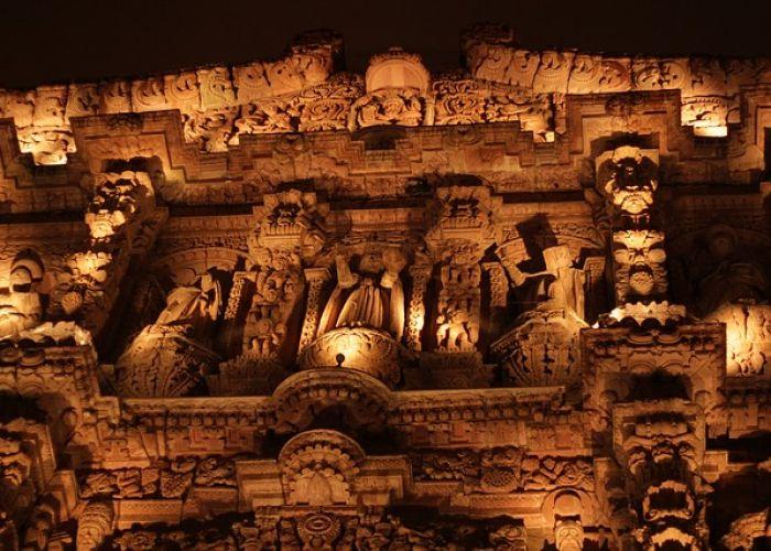 Voyage sur-mesure Mexique : Centre historique de Zacatecas