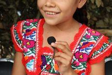 Voyage au Mexique: Costume traditionnel - le Huipil