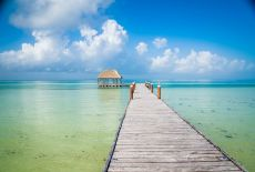 Voyage au Mexique: La isla Holbox, un petit bout de paradis