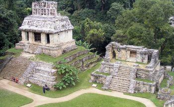 Voyage au Mexique: Palenque