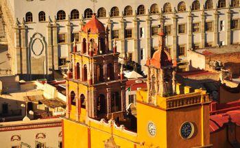 Voyage découverte du Mexique en dix jours