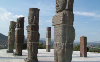 Extension coloniale et aztèque au départ de Mexico en cinq jours