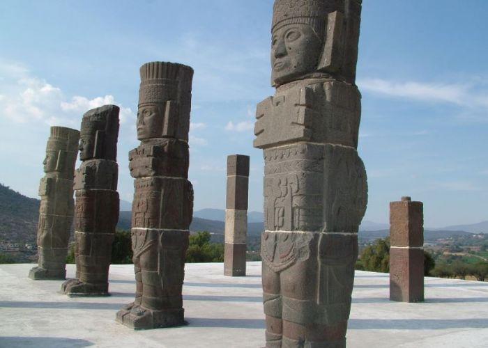 Circuit sur-mesure : Mexique colonial et aztèque en 5 jours