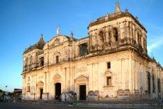 Voyage au Nicaragua: La cathédrale de Leon