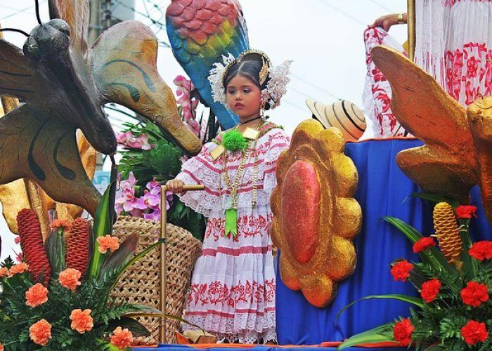 Culture Panama : La Pollera
