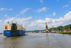 Voyage au Panama, les 500 ans du canal