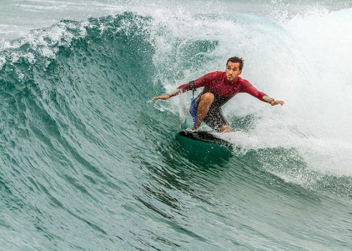 Panama, capitale du surf