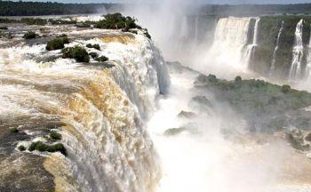 Extension aux chutes d' Iguaçu en cinq jours