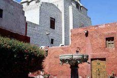 Voyage au Pérou: Centre historique de la ville d'Arequipa