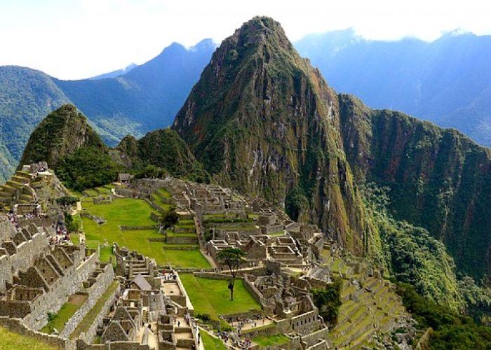 Voyage au Pérou : Machu Picchu