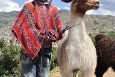 Voyage au Pérou: Le Poncho