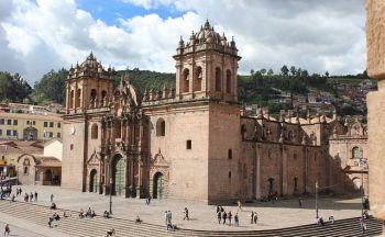 Voyage au Pérou: Ville de Cuzco