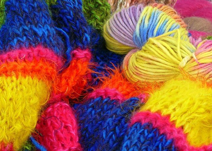Voyage au Pérou : Le tricot de Taquile