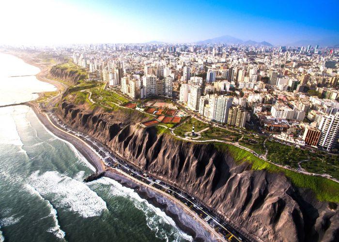 Voyage Pérou : Lima