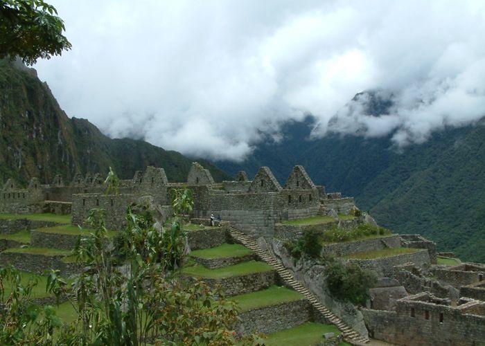 Extension sportive sur le chemin des Incas en quatre jours