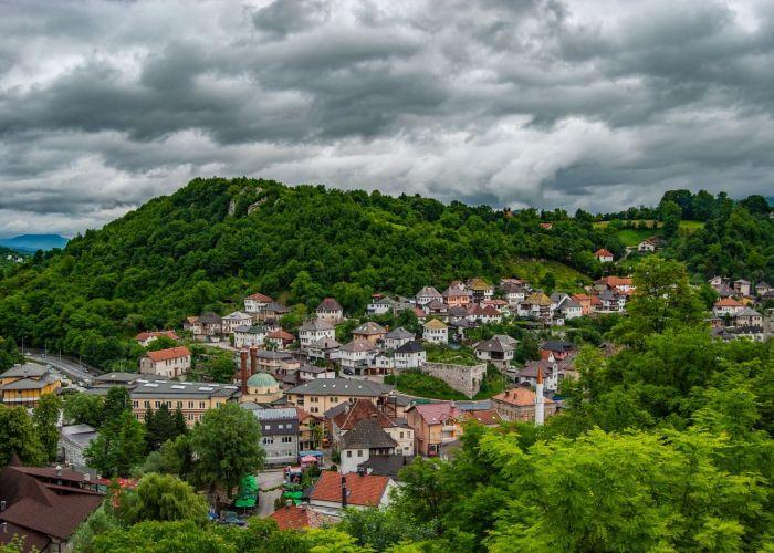 Circuit Bosnie-Herzégovine : Journée d'excursion à Travnik et Jaice
