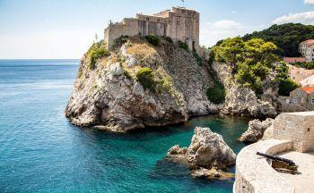Voyage sur mesure en Croatie : Journée d'excursion aux fortifications de Ston