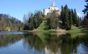 Circuit en Croatie pas cher : Excursion aux châteaux de Veliki Tabor et de Trakoscan